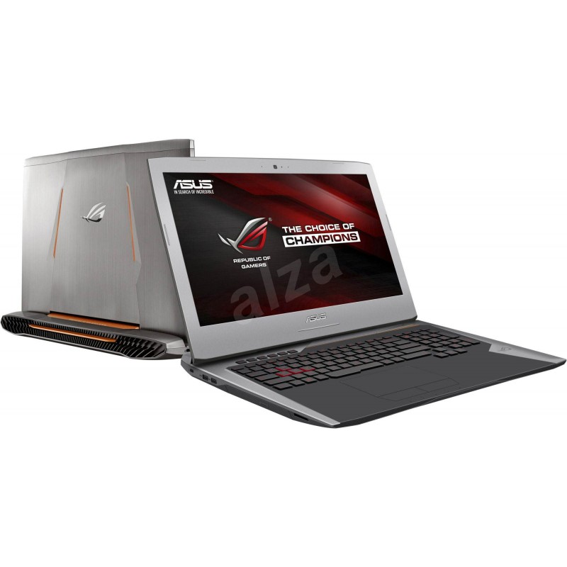 "Ноутбук ASUS ROG G752VY Intel Core i7 6820HK 2700 MHz/17.3""/1920x1080/32.0Gb/2256Gb HDD+SSD/Blu-Ray/NVIDIA GeForce GTX 980M/Wi-Fi/Bluetooth/Win 10 Home   (G752VY-GC337T)"