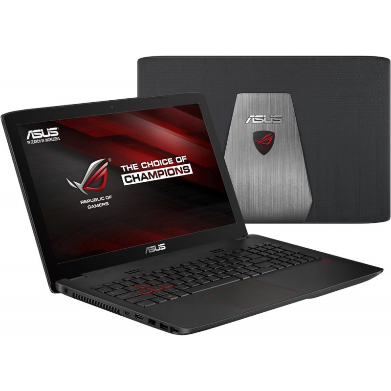 "Ноутбук ROG GL552VX (Intel Core i7 6700HQ 2600 MHz/15.6""/1920x1080/8Gb/1000Gb HDD/DVD-RW/NVIDIA GeForce GTX 950M 4GB/Wi-Fi/Bluetooth/Windows 10 Home  (CN368T)"