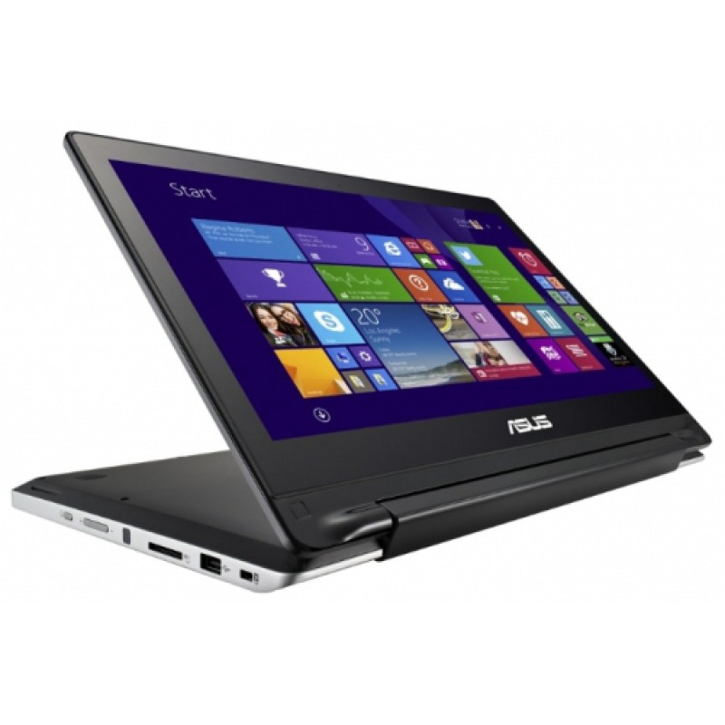 "Ноутбук  Transformer Book Flip TP300LA Core i3 4030U 1900 Mhz/13.3""/1366x768/4.0Gb/500Gb/DVD нет/Wi-Fi/Bluetooth/Win 8 64  TP300LA-DW067H"