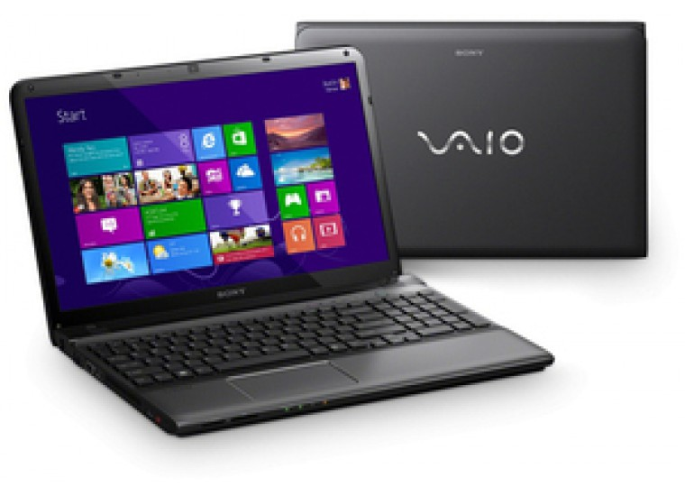 Vaio SVE1512W1R  / B Intel Core i5 3210M 2.5 GHz / 6144Mb / 640Gb / DVD-RW / 15.5 WXGA / AMD Radeon HD7650 /  WiFi / BT /  Cam /  Win 8 /  (SVE1512W1R  / B)
