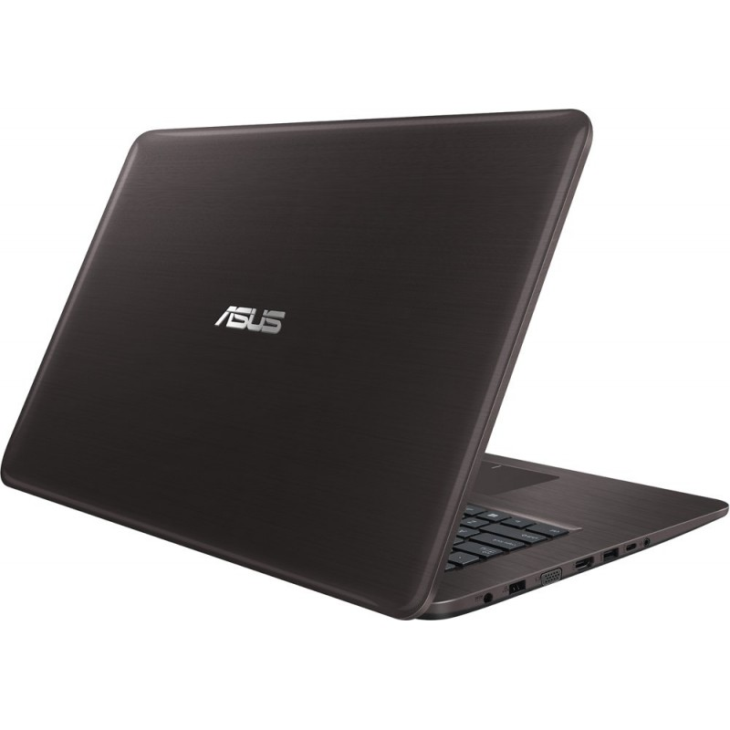 "Ноутбук X756UQ Intel Core i5 6200U 2300 MHz/17.3""/1600x900/4Gb/1000Gb HDD/DVD-RW/NVIDIA GeForce 940MX/Wi-Fi/Bluetooth/Win 10 Home  (X756UQ-TY232T)"