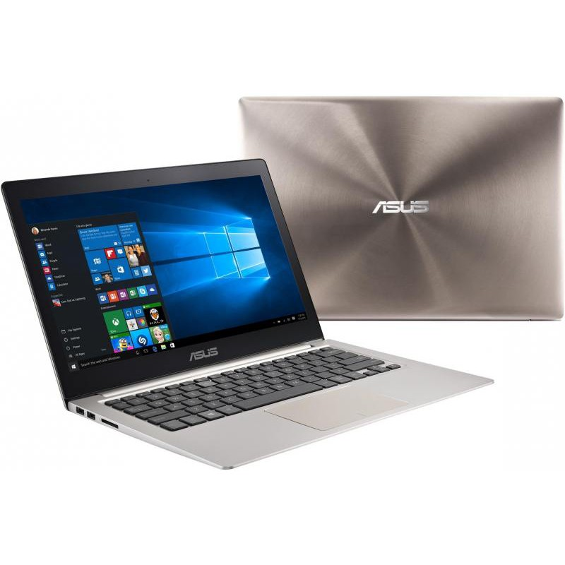 "Ноутбук ZENBOOK UX303UB Core i5 6200U 2300 MHz/13.3""/1920x1080/6.0Gb/128Gb/DVD нет/NVIDIA GeForce 940M/Wi-Fi/Bluetooth/Win 10 Home UX303UB-R4253T"